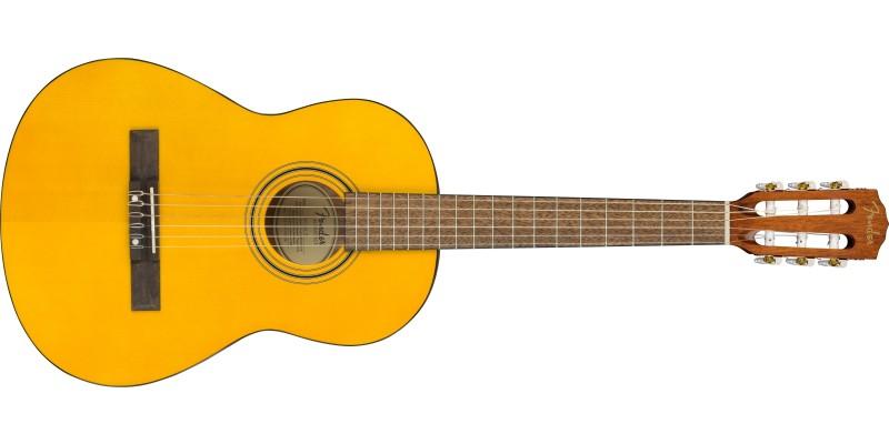Fender ESC80 Educational Series 3/4 Beginner Classical Guitar Front