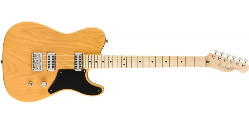 Fender Limited Edition USA Cabronita Telecaster Butterscotch Blonde Front
