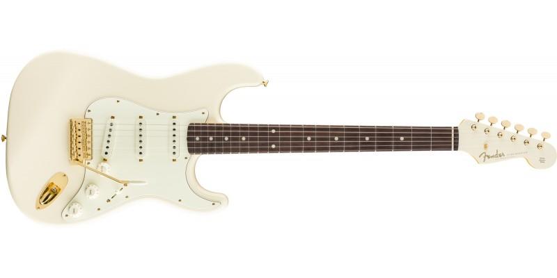 Fender Limited Edition MIJ Daybreak Stratocaster Front