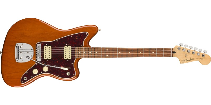 Fender Player Jazzmaster Pau Ferro Fingerboard Aged Natural Front