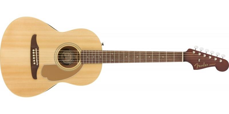 Fender Sonoran Mini Natural Front