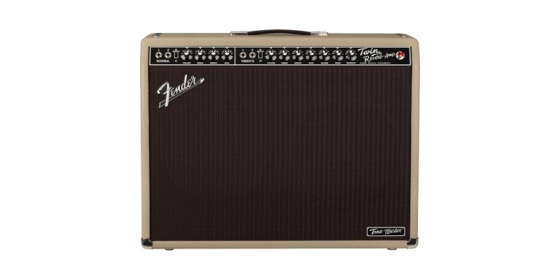 Fender Tonemaster Twin Reverb Limited Edition Blonde Front