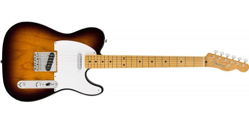 Fender Vintera 50s Telecaster 2-Colour Sunburst Front