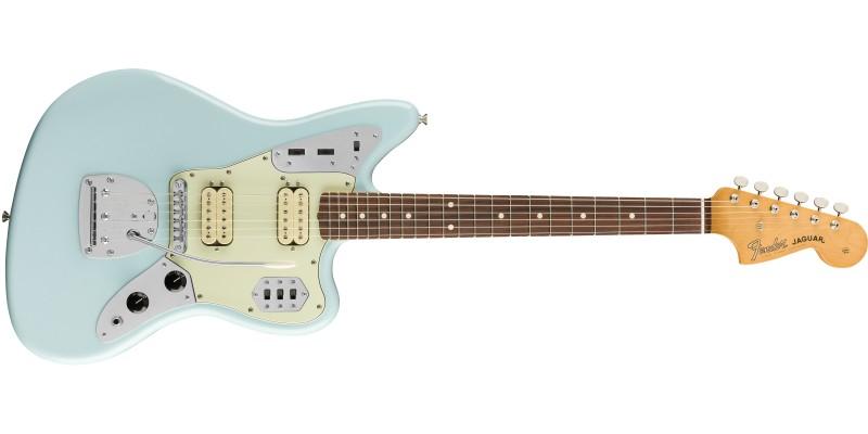 Fender Vintera 60s Jaguar Modified HH Sonic Blue Front