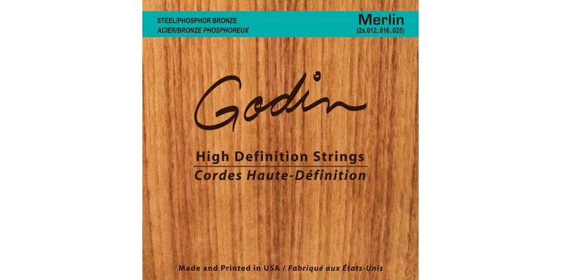 Godin Seagull M4 Merlin High Definition Strings