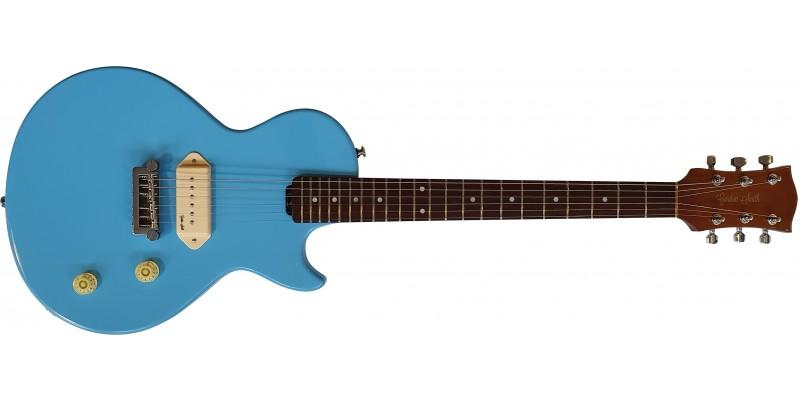 Gordon Smith GS1 60 Thin Daphne Blue Front