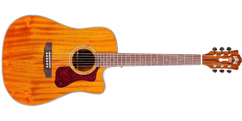 Guild D-120CE Westerly Dreadnought Acoustic Natural