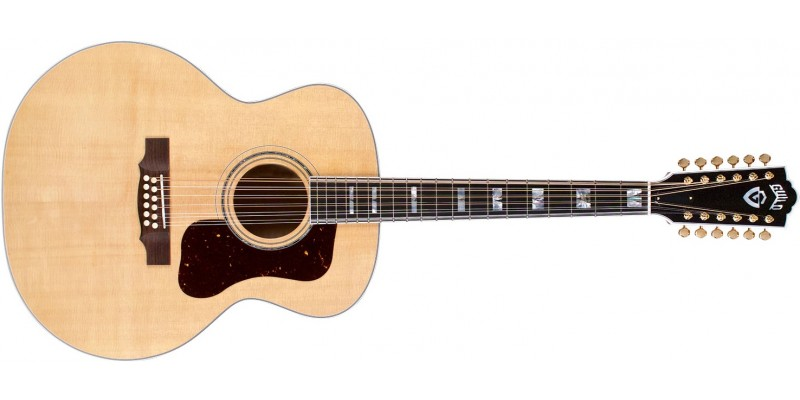 Guild-F-512-Maple-Natural-Front