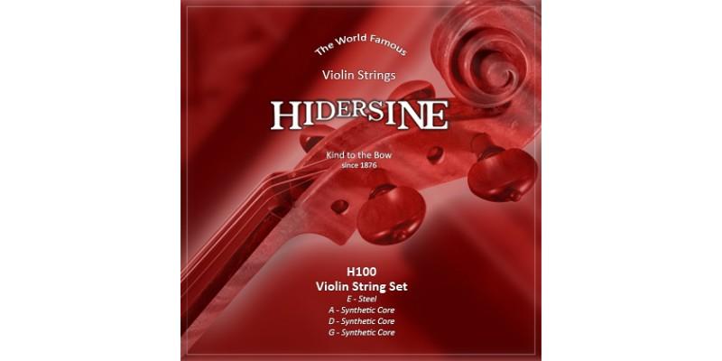 Hidersine H100 Violin String Set