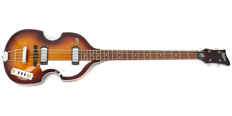 Hofner Violin Bass Ignition Special Edition Front