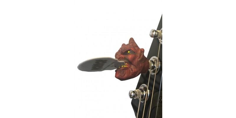 Hot Picks Monster Lil' Devil Pick Holder