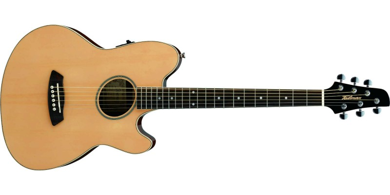 Ibanez Tcy10e Nt Natural Talman Guitar Merchant City