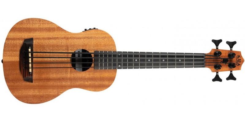 Kala Nomad Electro-Acoustic U-Bass Front