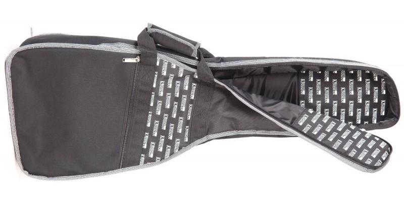 Kinsman KREG8 Deluxe Gig Bag Electric Guitar Front