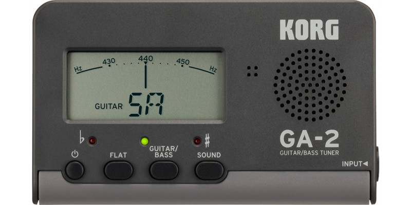 Korg GA-2 Guitar and Bass Tuner
