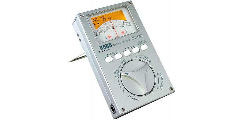 Korg OT-120 Chromatic Studio Pro Tuner