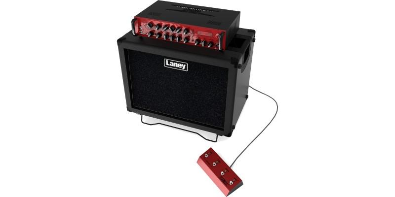 Laney IRT Studio SE Amp With GS112V Cab Half Stack Pack Main
