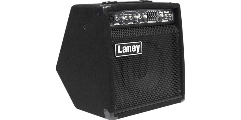 Laney AH40 Audiohub 40 Watt Amplifier Combo Left Angle