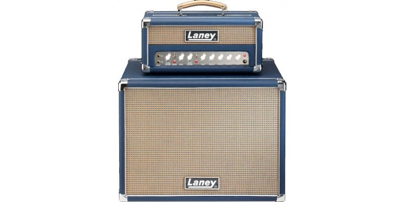 Laney Lionheart L5 Head and LT112 Studio Rig