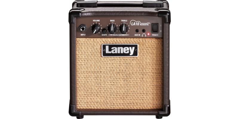 Laney LA10 Acoustic Amp Front