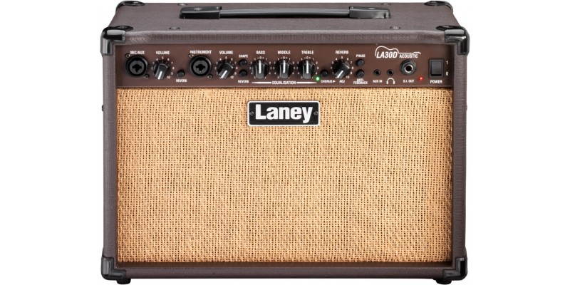 Laney LA30D Acoustic Amp Front