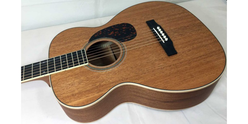 Larrivee Om 03m All Mahogany Acoustic Merchant City