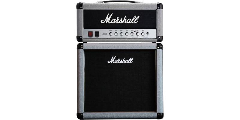 Marshall 2525H Mini Jubilee Head 1912V VS 1x12 Half Stack
