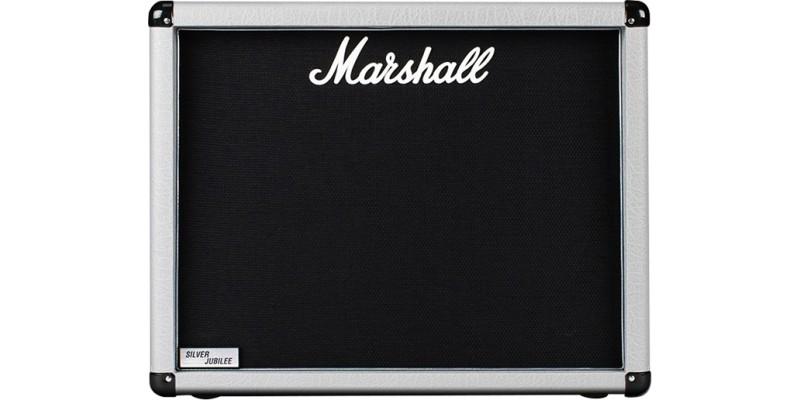 Marshall 2536 Silver Jubilee 2x12 Celestion G12 Vintage Cab ...