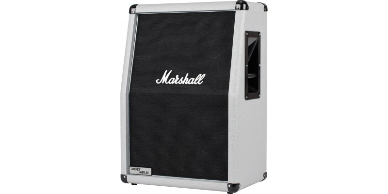 Marshall 2536A 2x12 Vertical Silver Jubilee Speaker Cab
