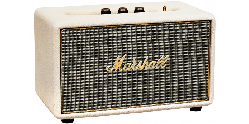 Marshall-Acton-Cream-Front Angle