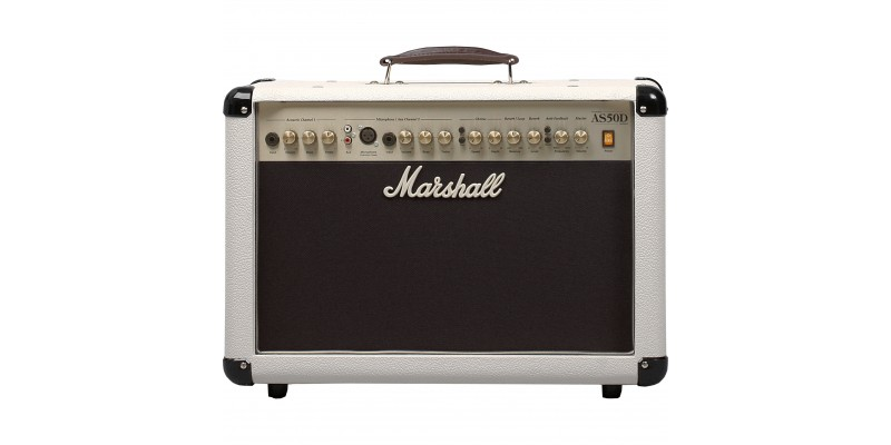 Marshall-AS50DC-Cream-Limited-Edition-Front