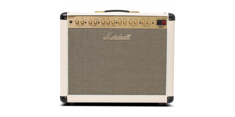 Marshall DSL40CRD Combo Amplifier Special Edition Cream Front