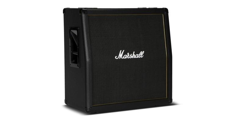 Marshall MG412AG 4x12 Angled Speaker Cabinet