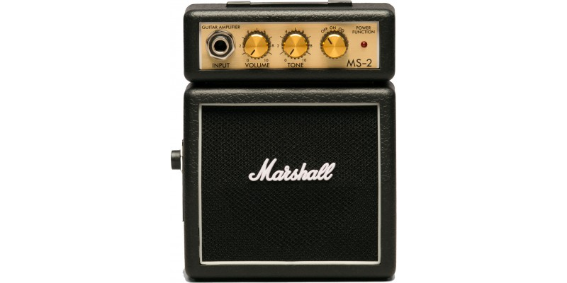 Marshall MS2 Micro Amp in Black