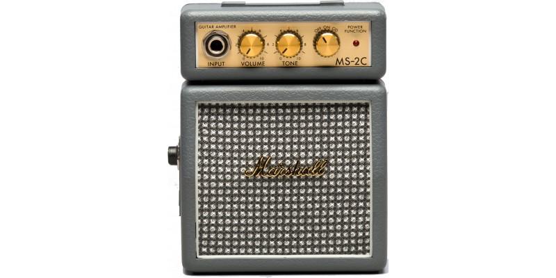Marshall MS2C Micro Amp Classic Grey Finish