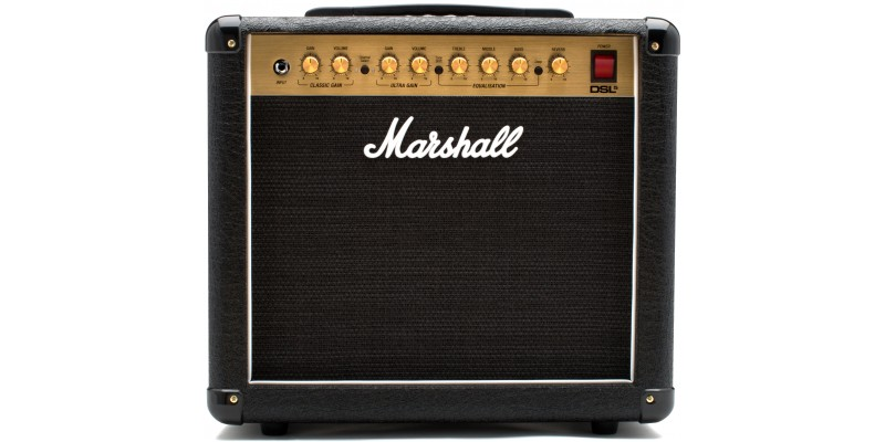 Marshall DSL5CR Combo Amplifier Front