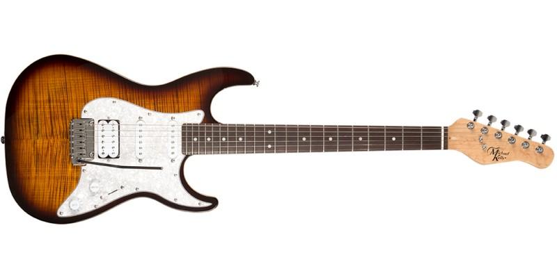 Michael Kelly 1963 Tobacco Burst Electric Guitar