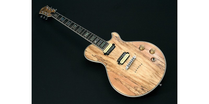Michael Kelly Patriot Limited Reissue Spalted Maple Guitar