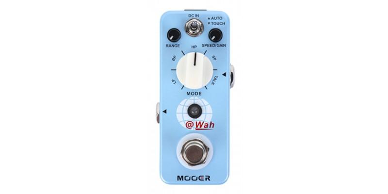 MOOER @Wah Digital Auto Wah MAW3 Guitar Effects Pedal