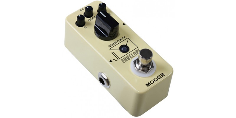 mooer envelope auto wah maw2 guitar effects pedal. Black Bedroom Furniture Sets. Home Design Ideas