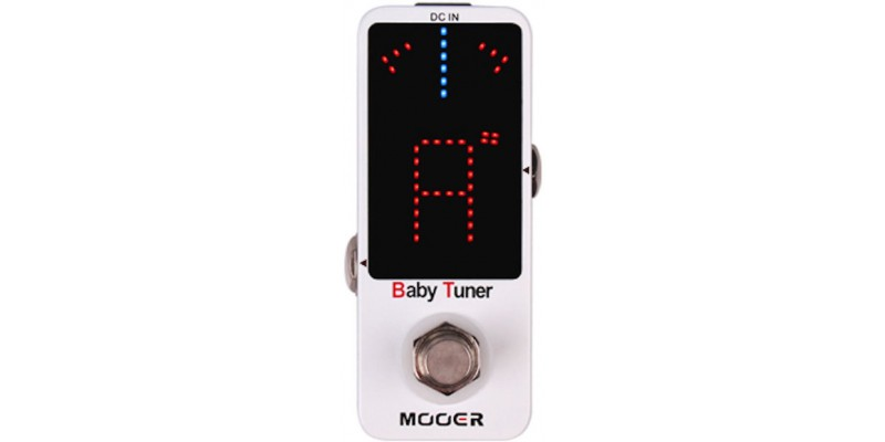 MOOER Baby Tuner Pedal MT1