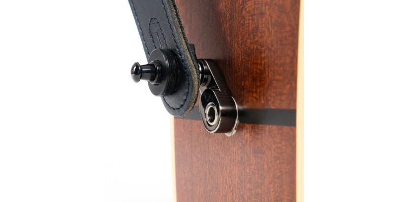 MusicNomad-Acousti-Lok-Strap-Lock-Adapter-for-Metric-Output-Jacks-Installed