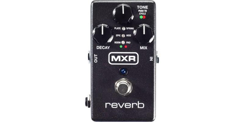 MXR Reverb M300 Guitar Pedal