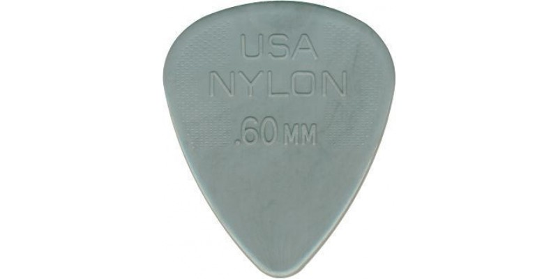 Dunlop Nylon Standard Guitar Plectrum