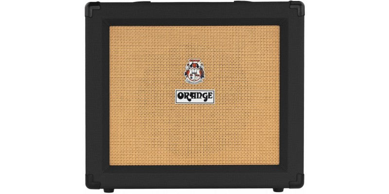 Orange Crush 35RT Guitar Amp Combo Black front
