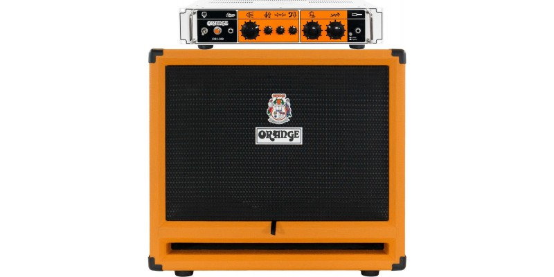 Orange OB1-300 Bass Head OBC212 Isobaric Cab Deal