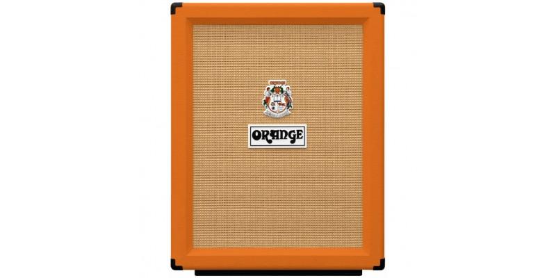 Orange PPC212V Vertical Speaker Cabinet Front