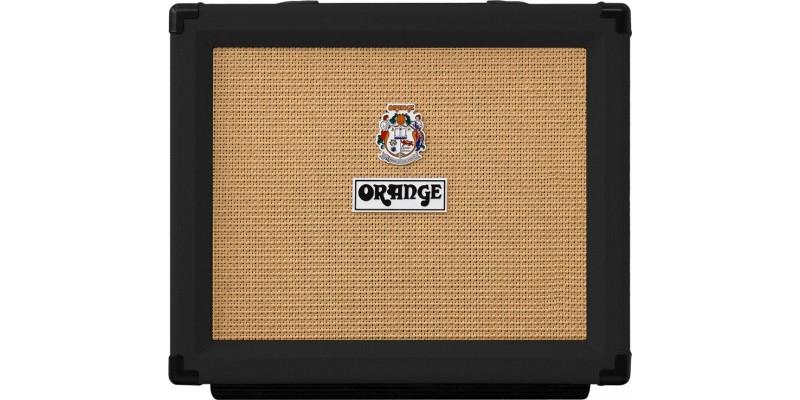 Orange Rocker 15 Black Combo Valve Guitar Amp