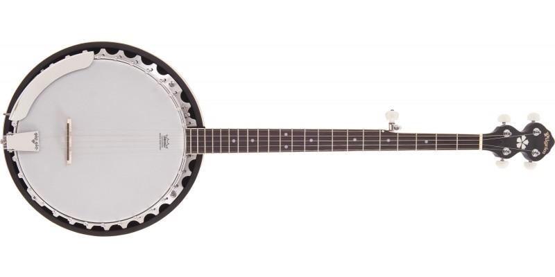 Pilgrim Progress VPB30G 5-String G Banjo Front