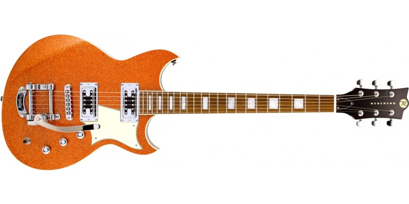 Reverend-2019-Limited-Edition-Sensei-RT-Bigsby-Orange-Sparkle-Front